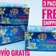 2 PACKS TE DE 7 AZAHARES 75 BAGS 0.03 oz. EACH 7 BLOSSOMS HEADACHE INSOMNIA 1