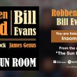 """Robben Ford & Bill Evans """"Insomnia"""" Official Song Stream - Album """"The Sun Room"""" out July 26. 1"""