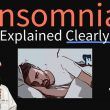 Insomnia Explained Clearly - Causes, Pathophysiology & Treatment 2